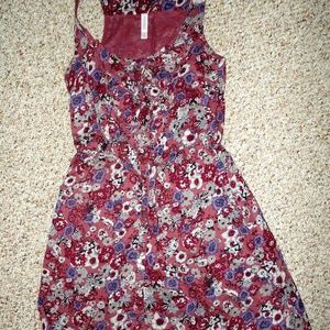 Xhilaration size S summer dress